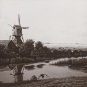 Dutch Landscape by Mitch Eckert