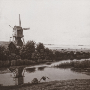 Dutch Landscape by Mitch Eckert
