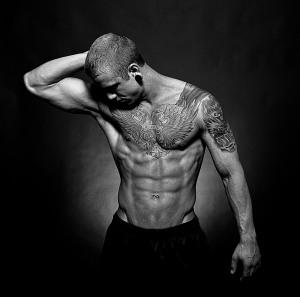 Model by Josh Walker