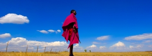 Maasai Tribesmen