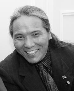 Portrait of Sonam Zoksang