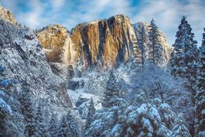 Yosemite El Capitan by Al Perry