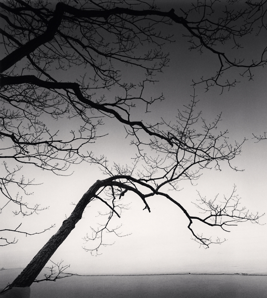Photograph by: Michael Kenna