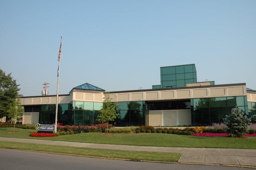 Jeffersonville library