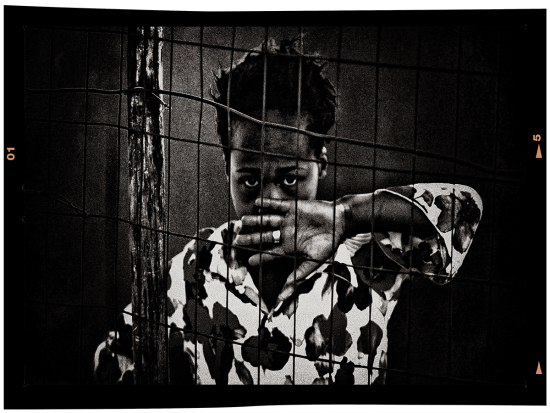 Soweto Captive - by Dr. Ray Wallace